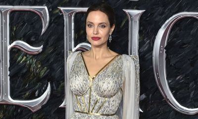 Angelina Jolie producirá serie sobre fake news