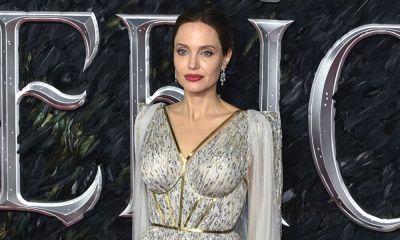 Angelina Jolie producirá serie sobre fake news