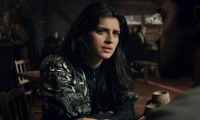 Anya Chalotra tuvo dificultades para interpretar a Yennefer