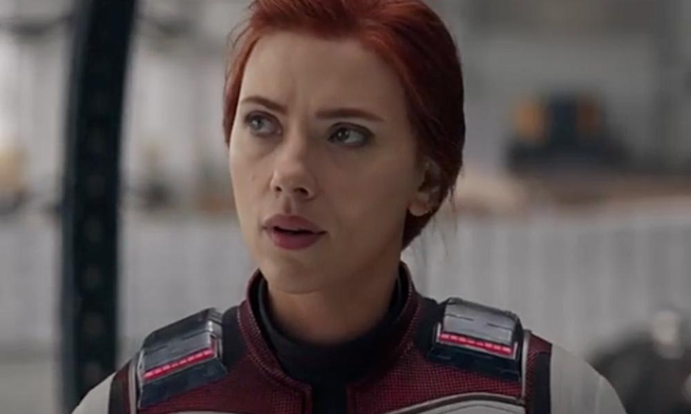 Black widow tendría un mejor final para Natasha Romanoff