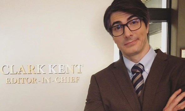 Clark Kent será despedido del Daily Planet por Superman