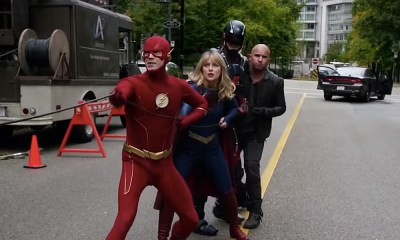 Crossover del Arrowverse después de 'Crisis on Infinite Earths'