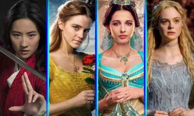 Crossover de las princesas de Disney en live action