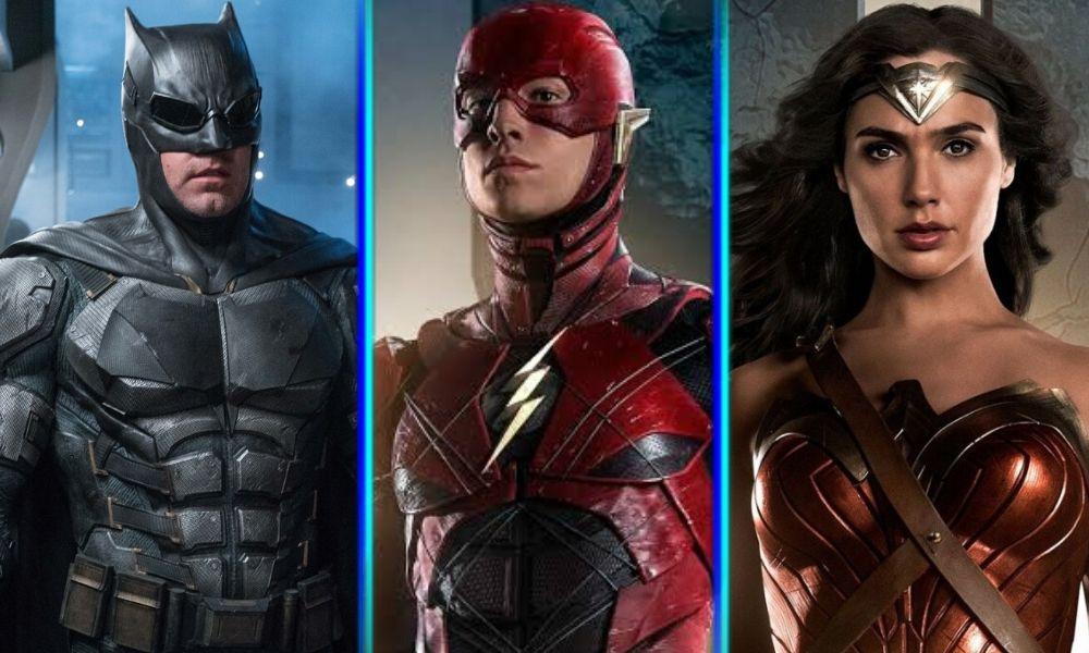 Green Lantern y Flash aparecerán en 'Black Adam'