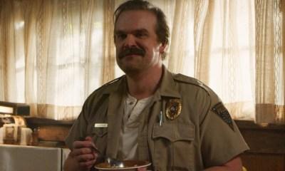 Hopper es el prisionero americano en 'Stranger Things'
