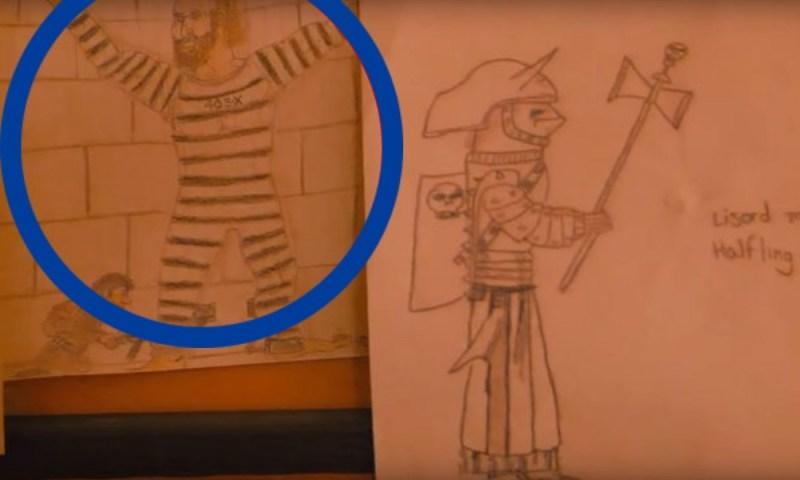 Esta es la pista que revela el futuro de Hopper en 'Stranger Things' Hopper-es-el-prisionero-en-Stranger-Things
