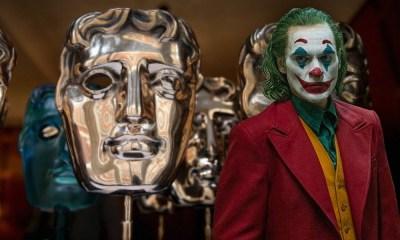 'Joker' consiguió 11 nominaciones al Bafta