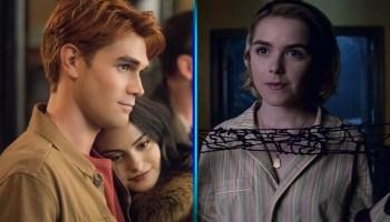 Crossover de 'Chilling Adventures of Sabrina' y 'Riverdale'