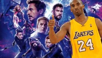 Kobe Bryant fue un Avenger