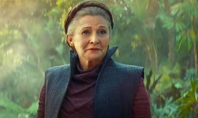 Leia no desapareció al perder la vida