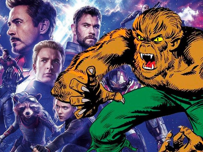 Marvel modificó la historia de Werewolf