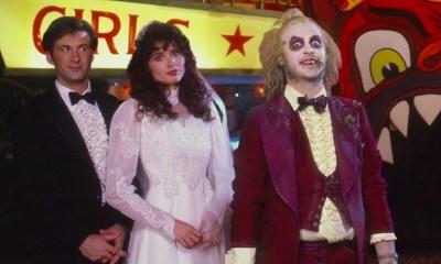 Michael Keaton y Tim Burton volverían para 'Beetlejuice 2'