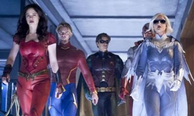Personajes que aparecerían en la tercera temporada de 'Titans'