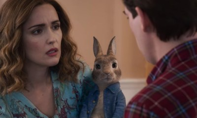 Nuevo trailer de 'Peter Rabbit 2'