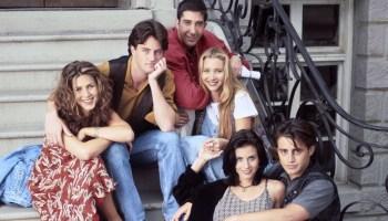 Reboot de 'Friends' según David Schwimmer