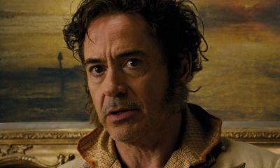 Robert Downey Jr. se identifica con Dolittle