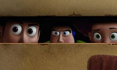 Stop motion de Toy Story 3