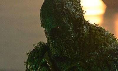 Estreno de 'Swamp Thing' en México