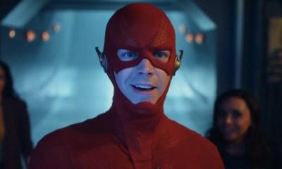 Cómo murió Flash en 'Crisis on Infinite Earths'