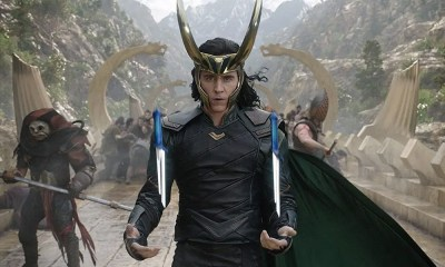 Tom Hiddleston se prepara para interpretar a Loki