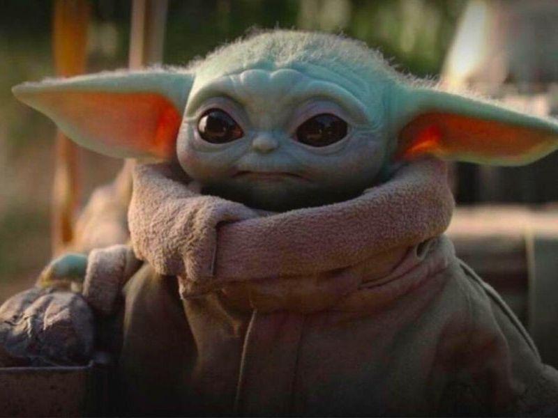 Yoda adolescente en 'The Mandalorian'