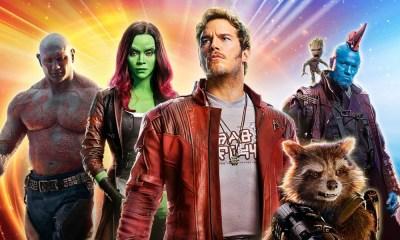 Star-Lord y Mantis serían la trama en 'Guardians of the Galaxy Vol 3