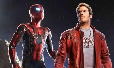 Por qué Star-Lord es más poderoso que Spider-Man en 'Infinity War'