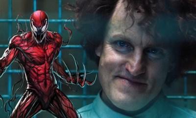 Así se verá Carnage para 'Venom 2'