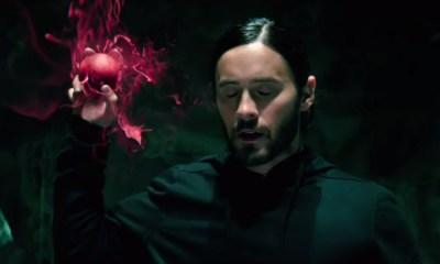 referencias del trailer de 'Morbius'
