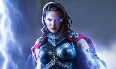 Jane Foster es la mejor Thor