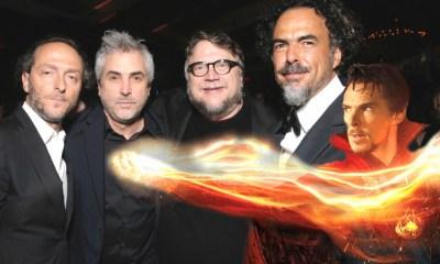 Guillermo del Toro debería dirigir 'Doctor Strange 2'