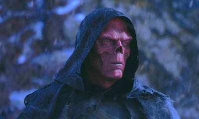 Hugo Weaving no regresó como Red Skull