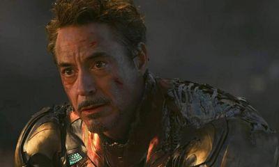 muerte de Iron Man en Endgame