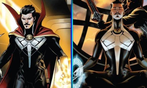 Este es el nuevo traje que Doctor Strange usaría en su siguiente entrega nuevo-traje-de-Doctor-Strange-1-600x360
