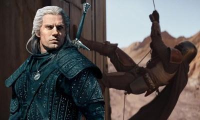 Similitudes entre The Mandalorian y The Witcher