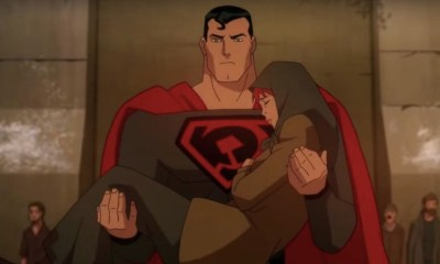 Avance de 'Superman Red Son'