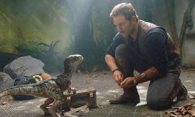 título oficial de Jurassic World 3