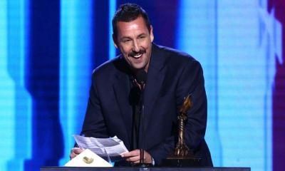 Discurso de Sandler en los Spirit Awards