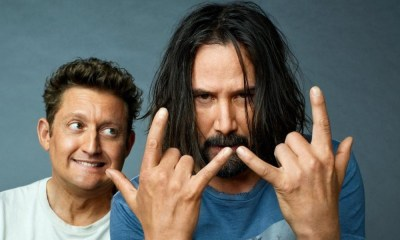 Duración de 'Bill & Ted Face The Music'