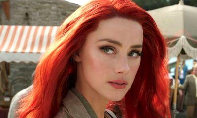 Emilia Clarke podría reemplazar a Amber Heard en 'Aquaman 2'
