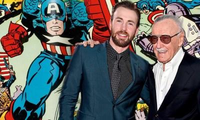 Error entre de Captain America y Stan Lee