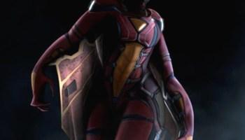 Fan art de Spider-Woman en el MCU