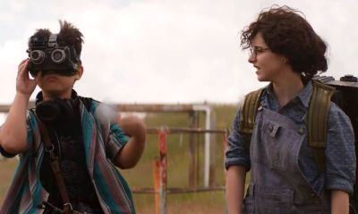 Finn Wolfhard considera a 'Ghostbusters: Afterlife' como comedia