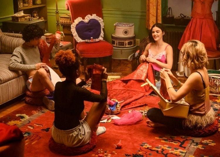 Katy Keene tendrá un reencuentro en su vida lejos de 'Riverdale' Fotos-del-episodio-5-de-Katy-Keene-4