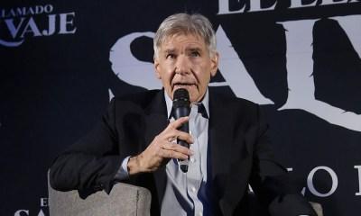 Harrison Ford confirmó 'Indiana Jones 5'