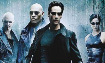 Imágenes desde el set de 'Matrix 4'