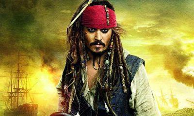 Johnny Depp podría regresar a Pirates of the Caribbean