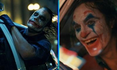 Fan póster de los distintos Joker