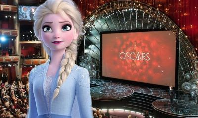 La voces de Elsa cantarán en los Oscar 2020