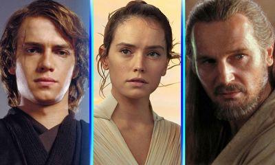 Liam Neeson no quiere regresar a Star Wars